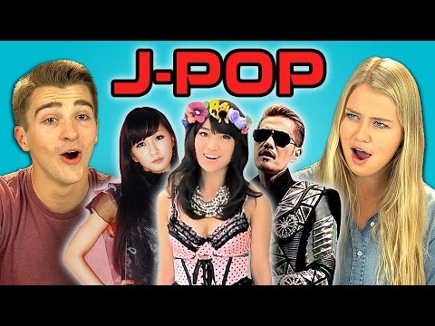 Download Teens React to J-pop