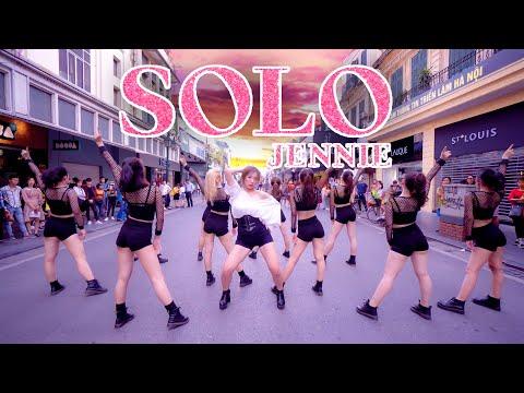 Xxx Mp4 KPOP IN PUBLIC CHALLENGE Jennie 'SOLO' DANCE COVER By BLACKCHUCK From Vietnam 3gp Sex