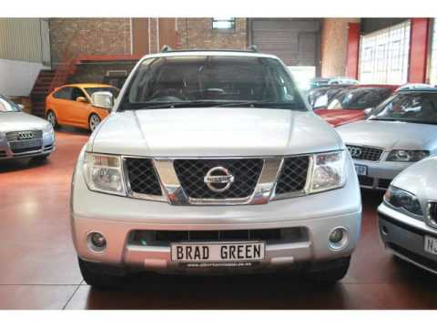 2005 NISSAN PATHFINDER 2.5 T/D Auto For Sale On Auto Trader South Africa