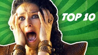 Game Of Thrones Season 4 - Top 10 Moments