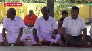 Batticaloa TNA Mullaivaikal commemoration event held in the organization   in Vantharumoolai '