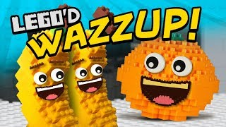 Annoying Orange - Wazzup LEGO