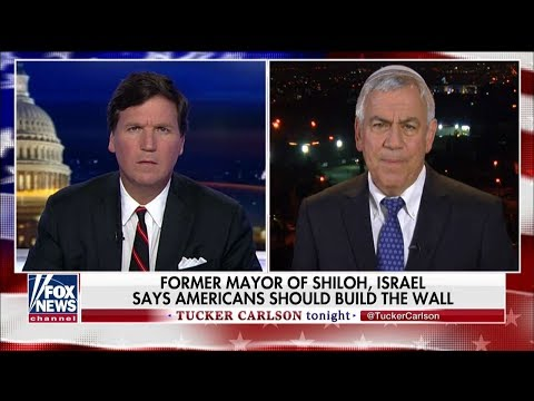 Xxx Mp4 Israeli Mayor Border Wall With Egypt Eliminated Illegal Immigration In 2 Years 3gp Sex