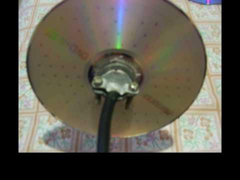 como hacer antena wi fi con 2 cd y conectarse