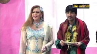 Best of Megha and Sajan Abbas Stage Drama Full Funny Comedy Clip