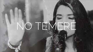 LOVESTATE | No Temeré (feat. Damaris Guerra) [Lyric Video]