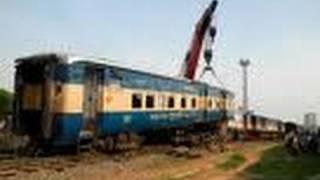 Bangladesh Deadly Train Crash  --  Review (News Story)