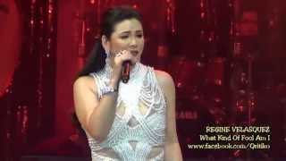 Regine Velasquez - What Kind Of Fool Am I (SILVER...Rewind! January 5, 2013)