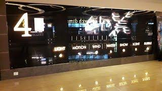 Inside PVR Phoenix Market City Kurla ECX ( First Time In 4DX )