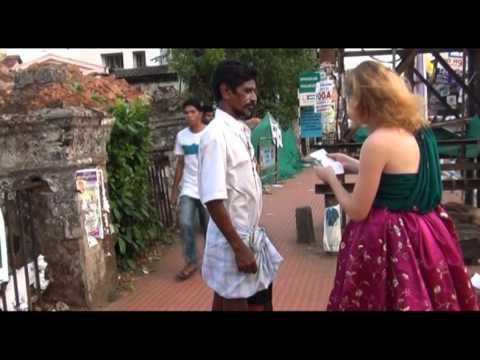 STRANGE STRANGER IN INDIA