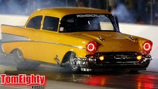 Street Outlaws Live No Prep Drag Racing South Carolina Full Coverage