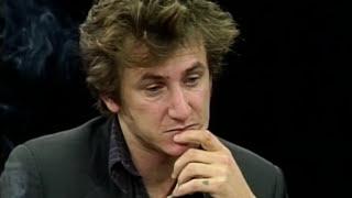 Sean Penn interview on Charlie Rose (1995)