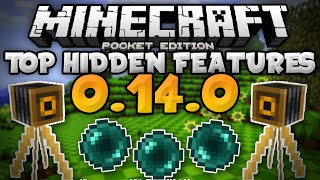 TOP HIDDEN FEATURES in  MCPE 0.14.0!!! - Secret Changes - Minecraft PE (Pocket Edition)