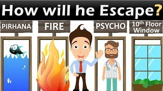 RIDDLES Popular on Escape Mystery | Can You Solve It? | RIDDLES Popular in United States | Mind