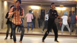 Wonderland songBhangra dance performance choreography by jack dance fragnance Institute