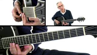 Pat Martino Guitar Lesson: Chromatic Scale: Octavistics - The Nature of Guitar