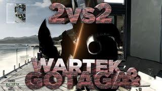 WaRTeK & Gotaga   Sniping 2vs2 MW3