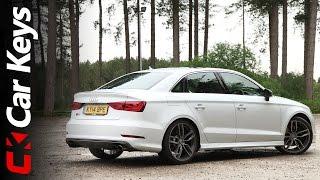 Audi S3 Saloon 2014 review - Car Keys