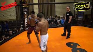 Combat Challenge 9 Mark Hartley VS Syed Rizvi SHAREFIGHT COM