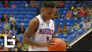 College Basketball's Best Kept Secret? Erick Neal UNREAL PASSER!