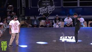 Shorty vs Breeze Lee   GiveItUp2016 Popping Semifinal