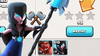 IS IT POSSIBLE TO DEFEND NIGHT WITCHES? | Clash of Clans | Best BH 6 Base