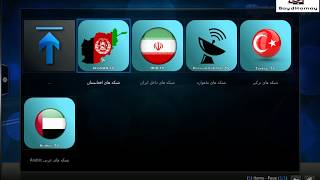Getting Persian/Afghan/Iranian/turkey/Arab Channels on Kodi for free IPTV add-on GLWiZ free