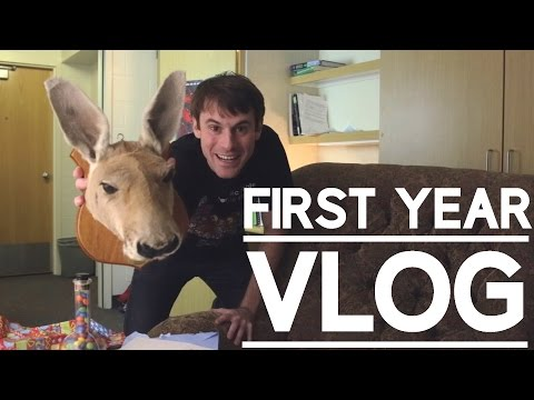 Johnny s First Year VLOG BYU