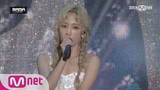 [TAEYEON-I] KPOP Concert MAMA 2015 | EP.1