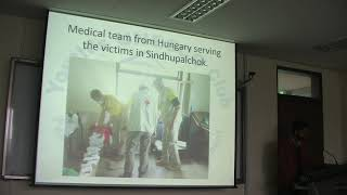 Youths involvement in Disaster Management in Nepal – Bibek Adhikari, AUSN Alumni