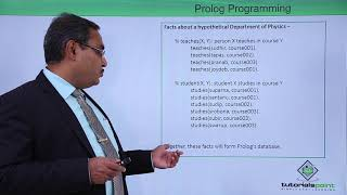 Prolog - Programming Facts, Rules, Queries