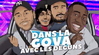DANS LA GOVA avec Les Déguns | Tonio Life