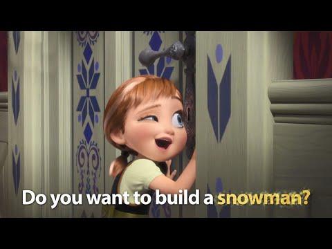 Xxx Mp4 DISNEY SING ALONGS Do You Want To Build A Snowman Frozen Lyric Video Official Disney UK 3gp Sex