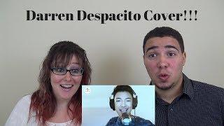 MOM & SON REACTION! Darren Espanto Cover of Despacito Remix feat. Justin Bieber - Luis Fonsi