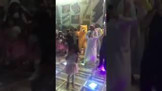 رقص بنت حلوه لا يفوتكم رقص شوق الظفيري #فله #وناسه