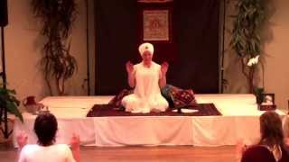Surround Yourself with Protection (Chii-a Kriya) with Sat Kaur Khalsa