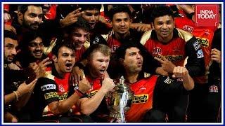 Lights Camera Cricket: The Orange Army- Sunrisers Hyderabad