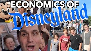 The Economics of Disneyland with Jacob Clifford