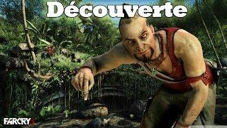 DECOUVERTE   FAR CRY 3 : Le mode manimal et la plante verte pour planer ! (PS3)