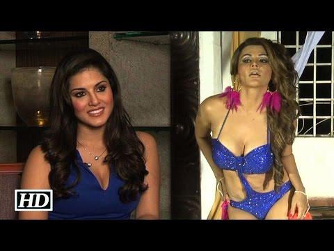Watch: Sunny Leone REACTS to Rakhi Sawant's REMARK