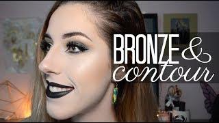 How to Bronze & Contour | Fair Skin