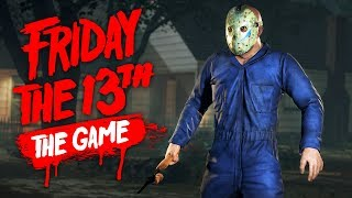 NEW JASON DLC! (Friday the 13th Game)