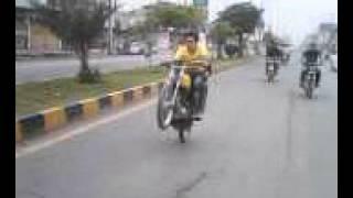 bablu rider of sialkot.....