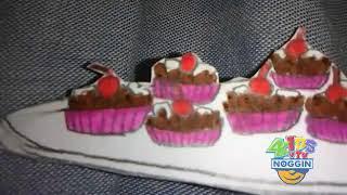 Birdies: Chocolate Flakes Cakes (A new episode on Noggin 4Kids TV)