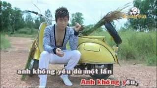 Bước Chân Phù Du (Karaoke)-Khang Việt