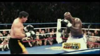 Rocky VI Balboa[2006] Rocky vs  Mason 'The Line' Dixon part 1