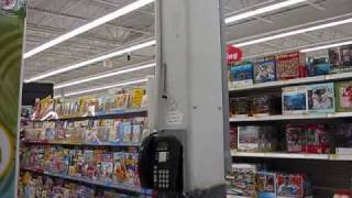Messing with the Wal-Mart Intercom