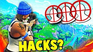 AIMBOT SNIPES!! 😱 (Fortnite Battle Royale Sniping & Funny Moments)