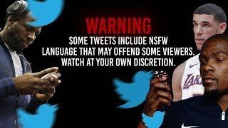 10 Tweets NBA Players Wish You Never Saw
