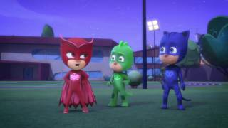 #8 Owlette and the Moon ball ❤ PJ Masks